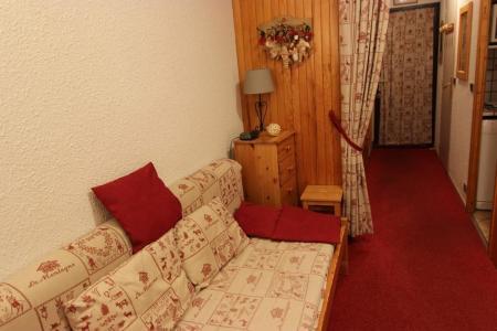 Location au ski Studio 3 personnes (408) - Residence Le Dome De Polset - Val Thorens - Séjour