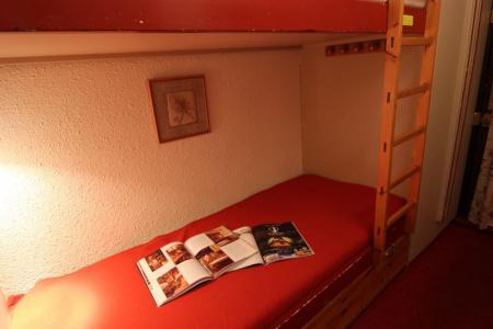 Location au ski Studio 3 personnes (408) - Residence Le Dome De Polset - Val Thorens - Terrasse