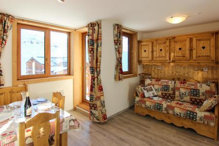 Location au ski Studio cabine 4 personnes (C6) - Résidence le Joker - Val Thorens