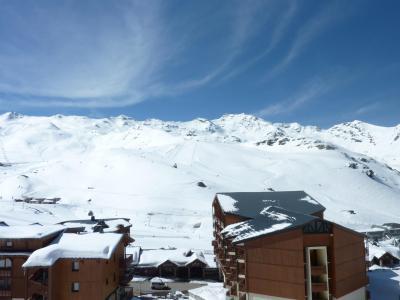 Location au ski Appartement 2 pièces 4 personnes (A9) - Residence Le Joker - Val Thorens - Extérieur hiver