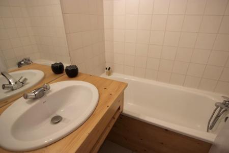 Location au ski Appartement 2 pièces 4 personnes (A9) - Residence Le Joker - Val Thorens - Plan