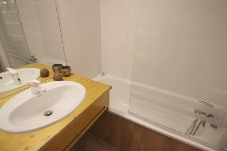 Location au ski Studio cabine 4 personnes (14) - Residence Le Joker - Val Thorens - Plan