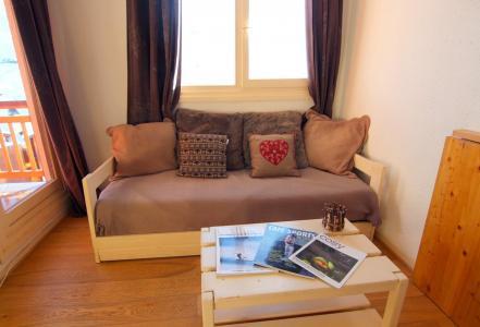 Location au ski Studio cabine 4 personnes (13) - Residence Le Joker - Val Thorens - Plan