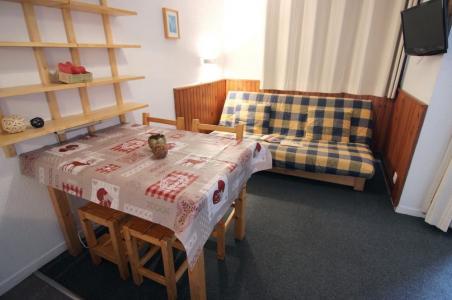 Location au ski Studio 3 personnes (25) - Residence Le Joker - Val Thorens - Kitchenette