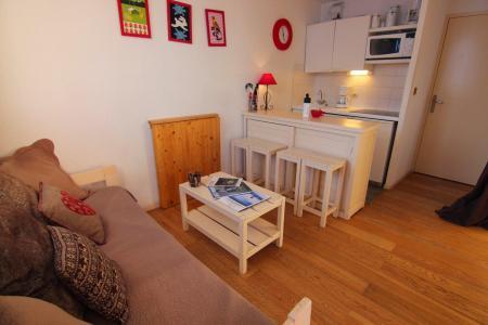 Location au ski Studio cabine 4 personnes (13) - Résidence le Joker - Val Thorens - Séjour