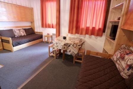 Location au ski Studio cabine 4 personnes (8) - Résidence le Joker - Val Thorens - Appartement