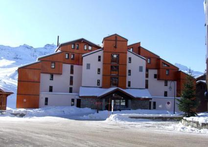 Location au ski Studio cabine 4 personnes (C7) - Résidence le Joker - Val Thorens - Cuisine