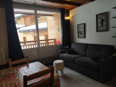 Location au ski Studio coin montagne 4 personnes (409) - Résidence le Lac Blanc - Val Thorens
