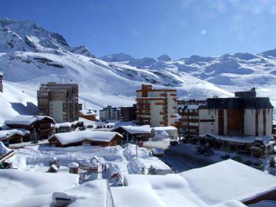 Location au ski Appartement 2 pièces 5 personnes (710) - Residence Le Lac Blanc - Val Thorens - Chambre