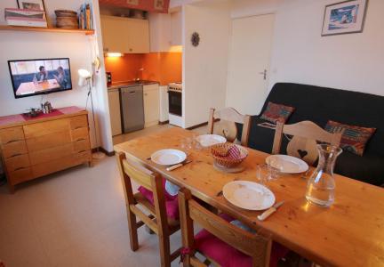 Location au ski Appartement 2 pièces 5 personnes (710) - Residence Le Lac Blanc - Val Thorens - Kitchenette