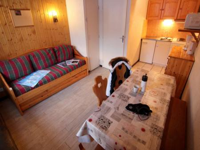 Location au ski Studio 4 personnes (609) - Residence Le Lac Blanc - Val Thorens - Lavabo