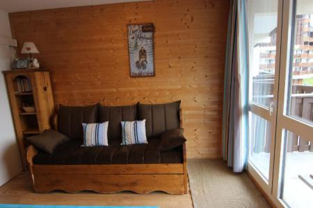Location au ski Studio 3 personnes (105) - Résidence le Lac du Lou - Val Thorens