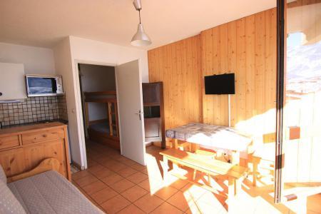 Location au ski Studio 4 personnes (503) - Résidence le Lac du Lou - Val Thorens