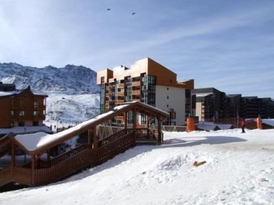 Location au ski Appartement 2 pièces 4 personnes (1) - Résidence le Lac du Lou - Val Thorens - Salle d'eau