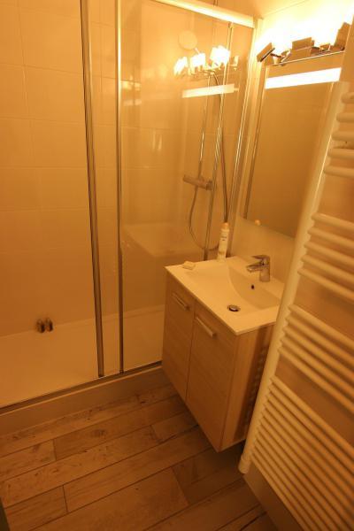 Location au ski Appartement 2 pièces 4 personnes (404) - Résidence le Lac du Lou - Val Thorens - Chambre