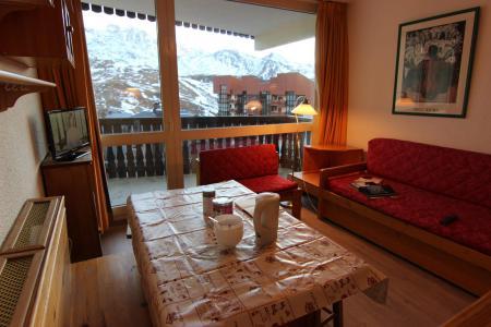 Location au ski Appartement 2 pièces 4 personnes (404) - Résidence le Lac du Lou - Val Thorens - Fer à repasser