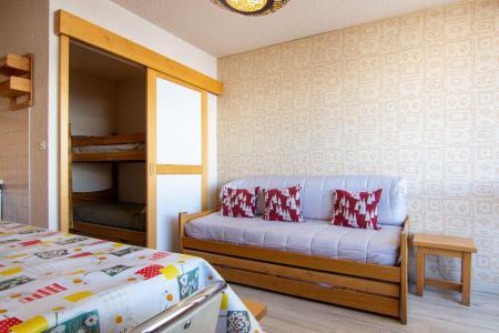 Location au ski Appartement 2 pièces 6 personnes (307) - Residence Le Lac Du Lou - Val Thorens - Lits superposés