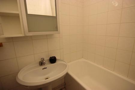 Location au ski Appartement 3 pièces 6 personnes (412) - Résidence le Lac du Lou - Val Thorens - Salle de bains