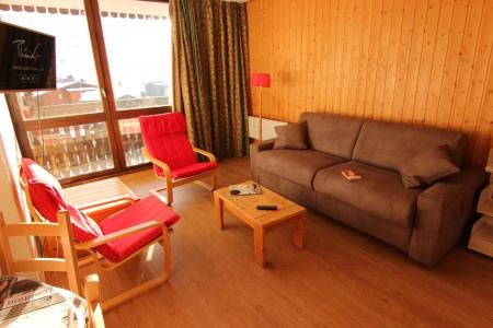 Location au ski Appartement 3 pièces 6 personnes (412) - Résidence le Lac du Lou - Val Thorens - Séjour