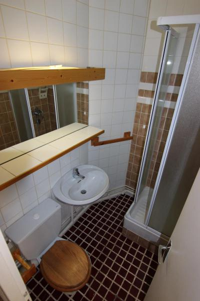 Location au ski Appartement 3 pièces 6 personnes (706) - Résidence le Lac du Lou - Val Thorens - Kitchenette