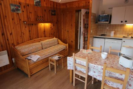 Location au ski Studio 4 personnes (10) - Residence Le Lac Du Lou - Val Thorens - Plan