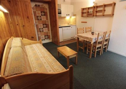 Location au ski Studio 4 personnes (10) - Residence Le Lac Du Lou - Val Thorens - Séjour