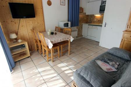 Location au ski Studio 4 personnes (2) - Residence Le Lac Du Lou - Val Thorens - Séjour