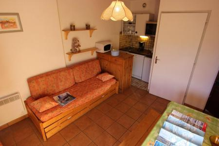 Location au ski Studio 4 personnes (503) - Residence Le Lac Du Lou - Val Thorens - Kitchenette