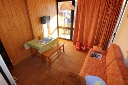 Location au ski Studio 4 personnes (503) - Residence Le Lac Du Lou - Val Thorens - Lavabo