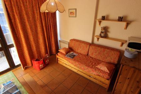 Location au ski Studio 4 personnes (503) - Residence Le Lac Du Lou - Val Thorens - Séjour