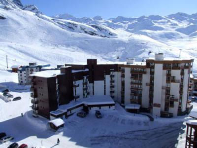 Rental Val Thorens : Résidence le Schuss winter