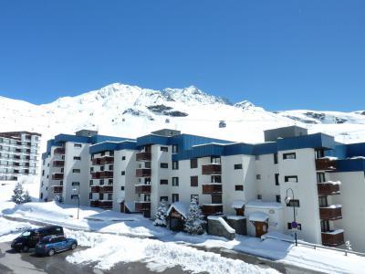 Location au ski Studio 5 personnes (102) - Résidence le Schuss - Val Thorens
