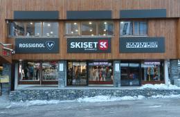 Location au ski Résidence le Schuss - Val Thorens - Extérieur hiver