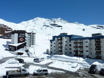 Location au ski Studio 4 personnes (209) - Résidence le Schuss - Val Thorens