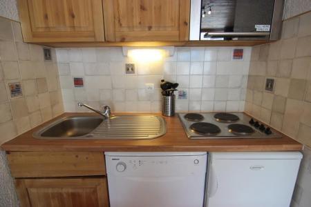 Location au ski Appartement 2 pièces 6 personnes (205) - Residence Le Schuss - Val Thorens - Lits superposés
