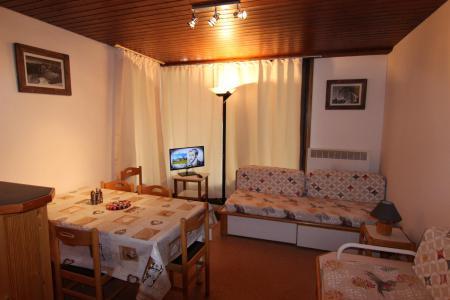 Location au ski Appartement 2 pièces cabine 6 personnes (12) - Residence Le Schuss - Val Thorens - Séjour