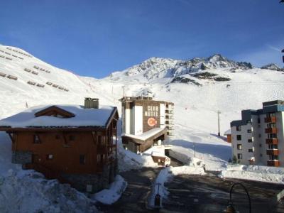 Location au ski Appartement 2 pièces 6 personnes (212) - Residence Le Schuss - Val Thorens - Extérieur hiver