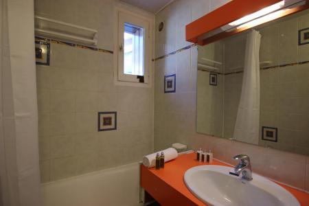 Location au ski Appartement 2 pièces cabine 6 personnes (12) - Residence Le Schuss - Val Thorens - Plan