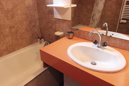 Location au ski Appartement 2 pièces 6 personnes (212) - Residence Le Schuss - Val Thorens - Plan