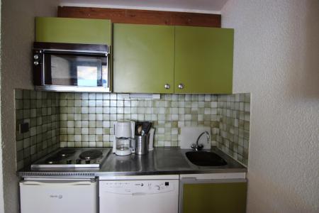 Location au ski Studio 4 personnes (406) - Residence Le Schuss - Val Thorens - Salle de bains
