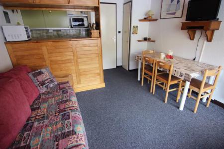 Location au ski Studio cabine 4 personnes (510) - Residence Le Schuss - Val Thorens - Séjour