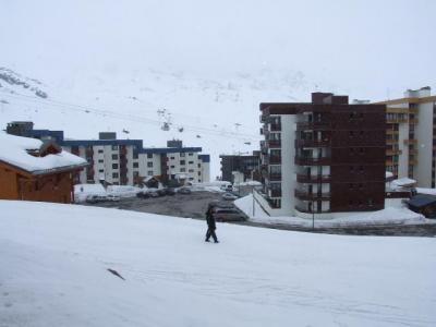 Location au ski Studio 3 personnes (P2) - Résidence le Sérac - Val Thorens