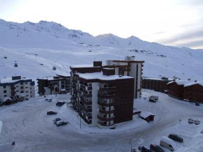 Location au ski Studio 3 personnes (S7) - Résidence le Sérac - Val Thorens