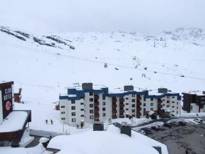 Location au ski Studio 4 personnes (U7) - Résidence le Sérac - Val Thorens