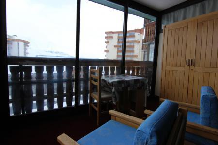 Location au ski Studio cabine 4 personnes (N2) - Résidence le Sérac - Val Thorens