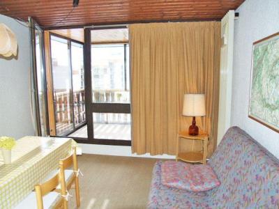 Location au ski Studio cabine 4 personnes (L4) - Residence Le Serac - Val Thorens - Plan