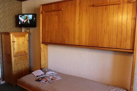 Location au ski Studio 3 personnes (H6) - Residence Le Serac - Val Thorens - Chambre