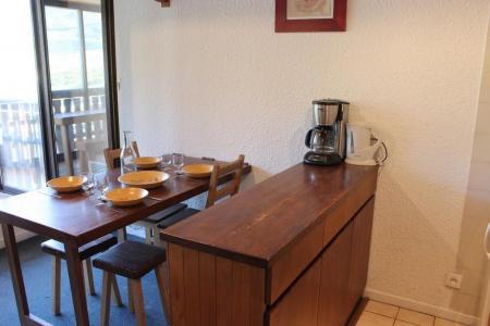 Location au ski Studio 3 personnes (O6) - Residence Le Serac - Val Thorens - Salle de bains