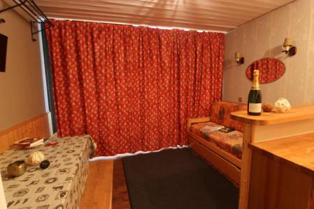 Location au ski Studio 3 personnes (P2) - Residence Le Serac - Val Thorens - Séjour