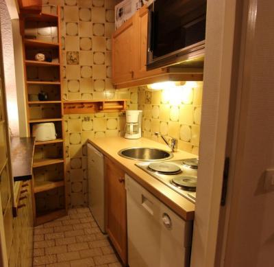 Location au ski Studio 4 personnes (U7) - Residence Le Serac - Val Thorens - Salle de bains